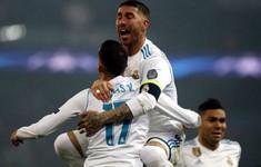Real Madrid và chuỗi 25 trận ghi bàn liên tiếp tại Champions League