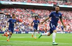 Giroud, Morata cùng lập công, Chelsea tiến vào chung kết FA Cup gặp Man Utd
