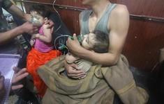 Mẫu phẩm tại Douma (Syria) đã được thu thập