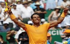 Thắng áp đảo Nishikori, Nadal lần thứ 11 vô địch Monte Carlo Masters