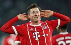 CHÍNH THỨC: Lewandowski là chân sút ngoại vĩ đại nhất Bundesliga