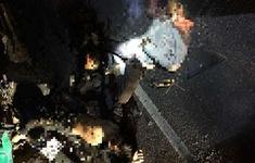 4 thiếu niên thiệt mạng do đâm vào ô tô