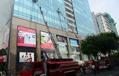 TP.HCM diễn tập PCCC quy mô lớn ở chung cư cao tầng