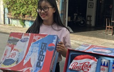 Giới trẻ Cần Thơ sôi sục vì quà chất Pepsi