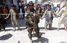 IS thừa nhận đánh bom tại cơ sở bầu cử ở Afghanistan
