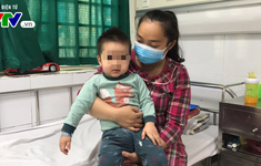 Hà Nội: Số ca mắc tay chân miệng gia tăng