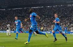 Juventus 0-1 Napoli: Ngôi đầu lung lay, cuộc đua Scudetto kịch tính