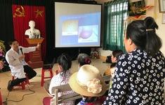 Khám sàng lọc ung thư miễn phí cho người dân Quỳnh Lưu (Nghệ An)