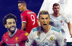 Lịch thi đấu bán kết lượt đi Champions League: Liverpool tiếp Roma, Real làm khách trước Bayern
