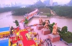 Lễ hội 730 năm chiến thắng Bạch Đằng Giang