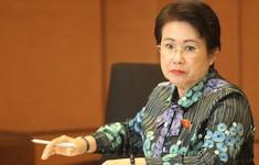 Đề nghị Ban Bí thư thi hành kỷ luật bà Phan Thị Mỹ Thanh