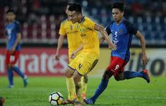 AFC Cup 2018: Để thua Johor Darul Ta'zim, SLNA rơi vào thế khó