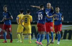 AFC Cup 2018: Thua Johor Darul Ta'zim 2-3, SLNA cần bất ngờ để đi tiếp