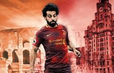 Mohamed Salah sẽ phá vỡ sự thống trị của Messi và Ronaldo để giành Quả bóng vàng 2018