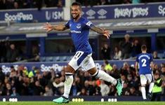 Kết quả bóng đá sáng 24/4: Everton thắng sát nút, Levante ngược dòng thành công