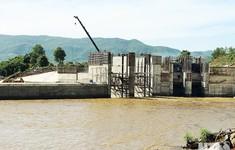 Đưa nước về vùng khô hạn Ninh Thuận từ đập dâng Tân Mỹ
