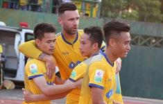 FLC Thanh Hóa chia tay AFC Cup bằng trận hòa 3-3 trước Yangon United
