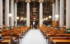 Athens - Thủ đô Sách của thế giới 2018