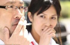 Hút thuốc lá tại Nhật: 45 phút sau mới được phép sử dụng thang máy