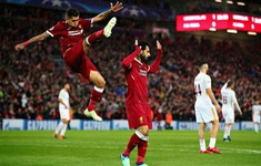 ẢNH: Nhìn lại Liverpool đánh bại Roma với tỉ số 5-2 tại lượt đi bán kết Champions League