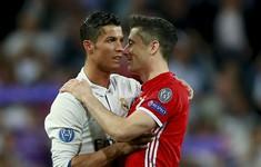 Khi Ronaldo và Lewandowski đọ tài cao thấp