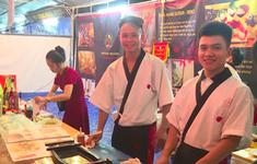 """Khai mạc """"Lễ hội ẩm thực Quảng Bình"""" năm 2018"""