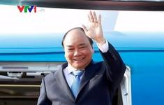 Thủ tướng lên đường thăm chính thức Singapore và dự Hội nghị ASEAN 32