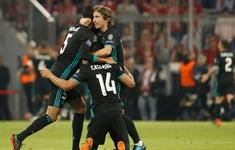 ẢNH: Nhìn lại khoảnh khắc Bayern Munich thất bại trước Real Madrid