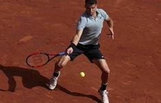 Grigor Dimitrov vất vả vượt qua vòng 3 Barcelona Open