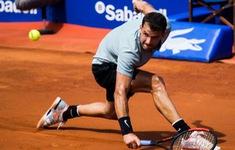 Barcelona Open 2018: Dimitrov vất vả vượt qua vòng 3