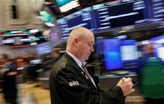 Sàn New York tạm ngừng giao dịch cổ phiếu Amazon và Alphabet