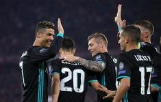 Bayern Munich 1-2 Real Madrid: Ronaldo im tiếng, Real vẫn giành chiến thắng trên sân khách