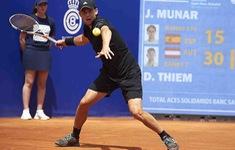 Dominic Thiem bước vào tứ kết Barcelona Open 2018