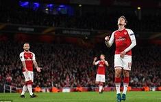 ẢNH: Nhìn lại trận hòa đáng tiếc của Arsenal trước Atletico Madrid