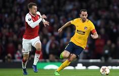 Arsenal 1-1 Atletico Madrid: Điểm nhấn từ những người Pháp