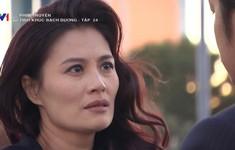 Tình khúc Bạch Dương - Tập 24: Cay sống mũi với cảnh Quang - Vân gặp lại nhau ở Nga