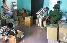 Truy tố 6 đối tượng trong đường dây sản xuất, buôn bán thuốc giả ở TP.HCM