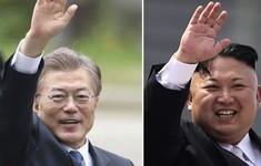 Hôm nay (27/4), cuộc gặp thượng đỉnh liên Triều được tiến hành