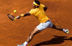 Thi đấu vượt trội, Rafael Nadal thẳng tiến tứ kết Barcelona Open 2018