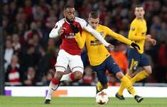 Chùm ảnh: Những khoảnh khắc trong trận Arsenal hòa Atletico Madrid