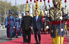 Thượng đỉnh liên Triều 2018: Nhà Trắng bày tỏ hy vọng đối thoại sẽ thành công