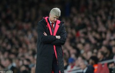 HLV Wenger tin Arsenal vào chung kết Europa League dù để Atletico cầm hoà 1-1