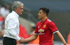 Man Utd dùng Sanchez thay Martial khi đấu với Bầy sói