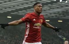 Không có chuyện Man Utd để Martial về Tottenham
