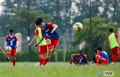 Đội hình đầy đủ, Hoàng Anh Gia Lai sẵn sàng tiếp Sông Lam Nghệ An