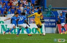 TRỰC TIẾP BÓNG ĐÁ Than Quảng Ninh 0-1 FLC Thanh Hóa: Ofere ghi bàn mở tỉ số (Hết hiệp một)