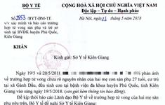 Bộ Y tế: Kiểm tra và xác minh trường hợp sản phụ và trẻ sơ sinh tử vong tại Kiên Giang