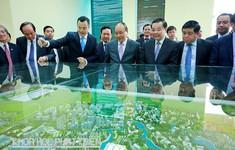 Thu hút dự án đầu tư chất lượng về Khu Công nghệ cao Hòa Lạc