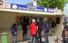 Bỉ: Cải tiến cửa hàng bán khoai tây chiên để hút khách