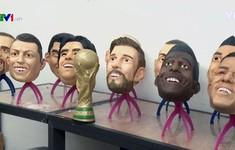 Độc đáo mặt nạ các cầu thủ bóng đá nổi tiếng